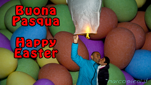 Goditi la Pasqua - Enjoy Easter