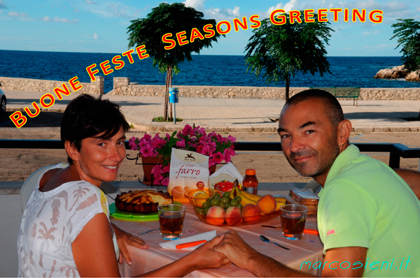 Buone feste - Seasons Greeting