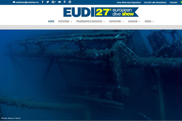 My shot in 2019 EudiShow web page