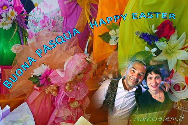Buona Pasqua - Happy Easter