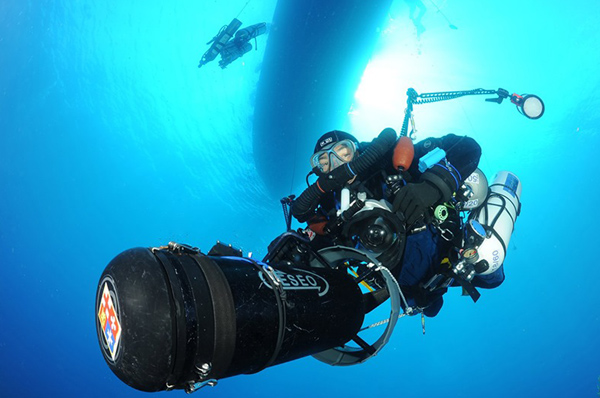 Rebreather Meeting 2019 by Ponza Diving