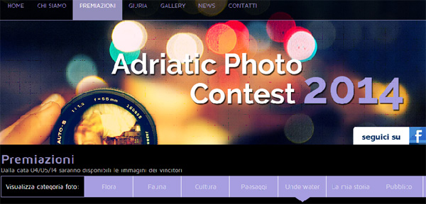 Adriatic Photo Contest